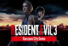 Resident Evil 3 Racoon City jetzt spielbar