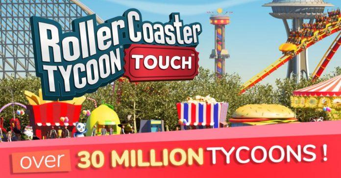 RollerCoaster Tycoon Touch - 30 Millionen Downloads weltweit