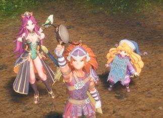 Trails of Mana - Demo kostenlos spielbar