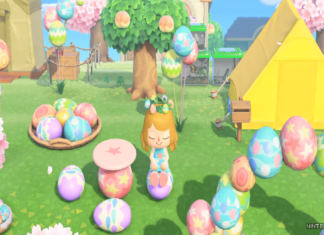 Animal Crossing: New Horizons Häschentag-Event