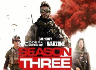 Call of Duty Modern Warfare Season 3 jetzt da