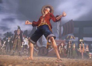 Erster DLC Charakter zu One Piece Pirate Warriors 4 bekannt