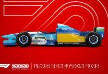 F1 2020 erscheint im Juli