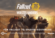 Fallout 76: Wastelanders-Erweiterung kostenlos verfügbar
