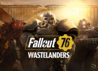 Fallout 76 Wastelanders jetzt verfügbar