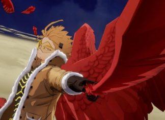 My Hero Academia My Hero One's Justice 2 erster DLC Charakter bekannt