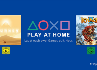 Play At Home Initiative - Beitragsbild