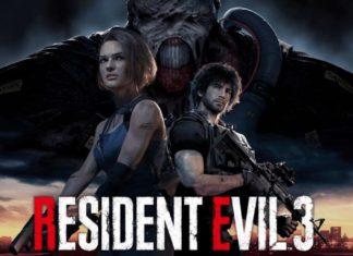 Resident Evil 3 jetzt released