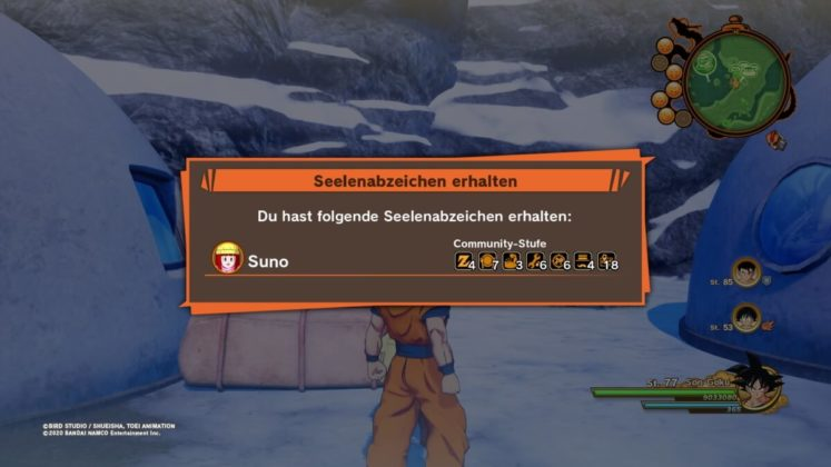 Review DragonballZ Kakarot - Bild15 NQ