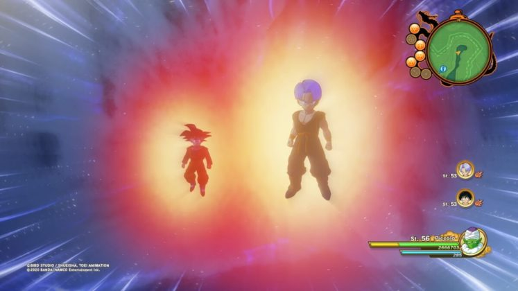 Review DragonballZ Kakarot - Bild23 KI