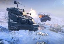 World of Tanks: Blitz vergibt Grundstücke auf dem Mond