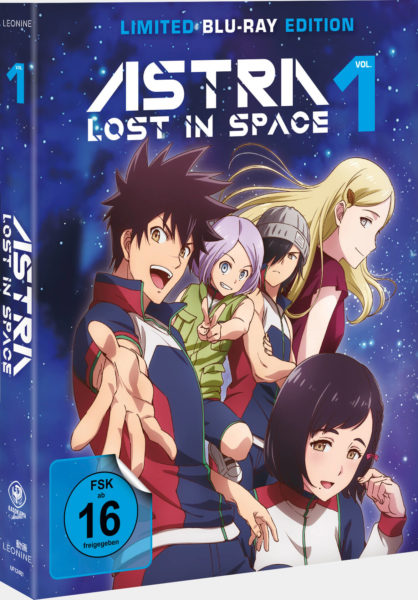 Review - Astra Lost in Space