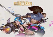Legends of Runeterra hat jetzt auch eine mobile Version
