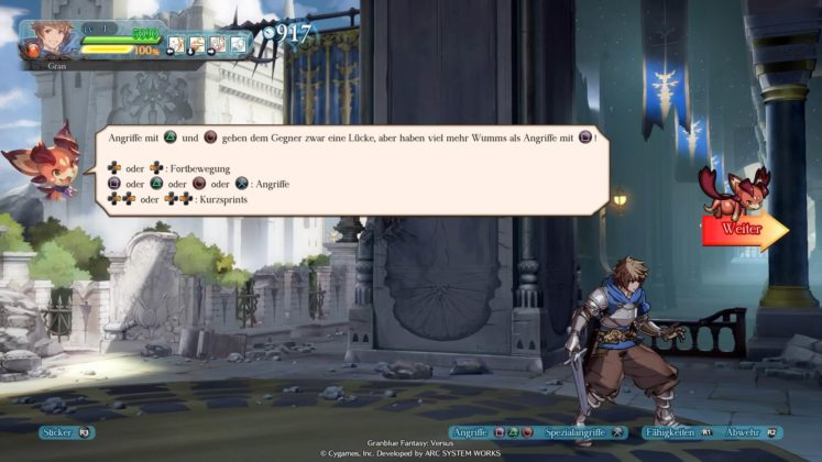 Review - Granblue Fantasy Versus Digital Deluxe Edition - Screenshot