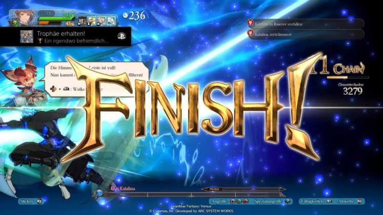 Review - Granblue Fantasy Versus Digital Deluxe Edition - Screenshot