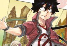 Edens Zero erhält Anime-Serie