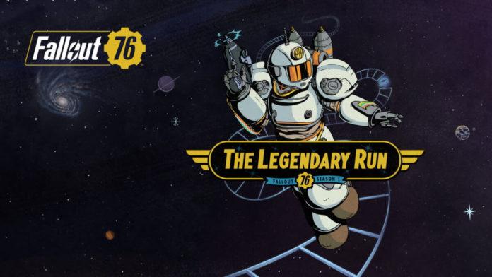 Fallout 76: Saison 1 - Das legendäre Rennen - startet heute