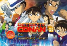 Filmkritik: Detektiv Conan – The Movie 23 – Die stahlblaue Faust
