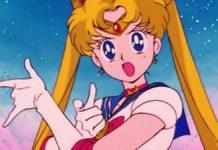 Sailor Moon bald auf SIXX