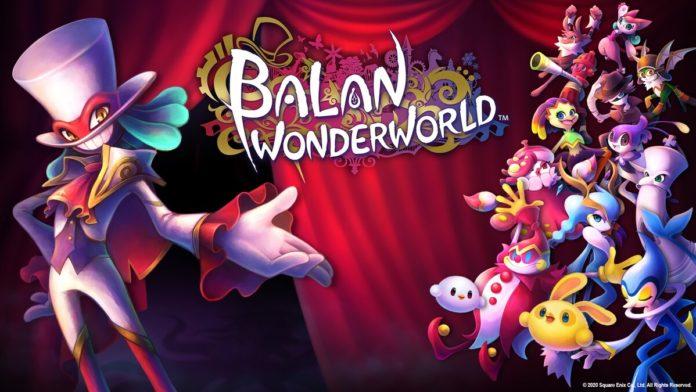 Square Enix kündigt Balan Wonderworld für 2021 an