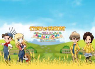 Story of Seasons: Friends of Mineral Town ab heute erhältlich