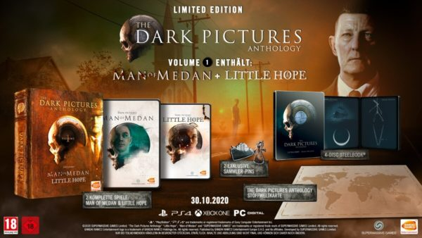 The Dark Pictures Anthology Little Hope Erscheinungsdatum steht fest