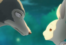 BEASTARS Anime-Screenshot