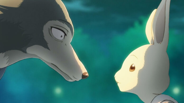 BEASTARS Anime-Screenshot