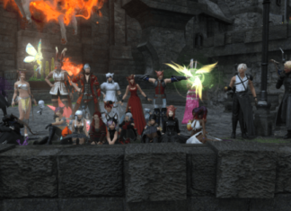 Final Fantasy XIV: Eventbericht - Mein Run mit dem Community-Team