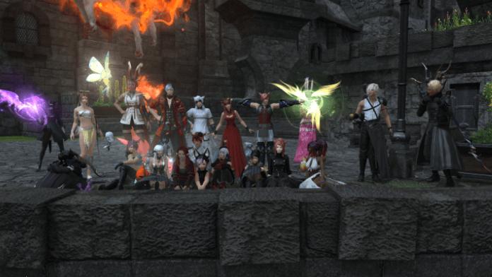 Final Fantasy XIV: Eventbericht - Mein Run mit dem Community-Team