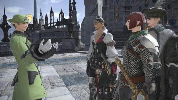 Final Fantasy XIV: Ishgard Wiederaufbau