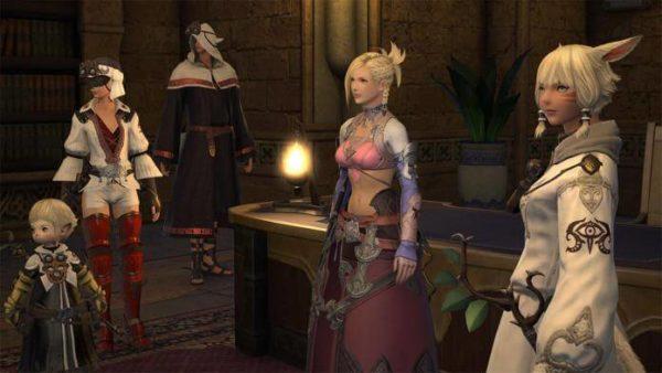 Final Fantasy XIV: Überarbeitetes Hauptszenario