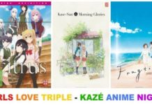Citrus, Kase-San and Morning Glories und Fragtime im Kino