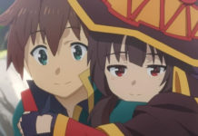 KonoSuba Anime-Screenshot