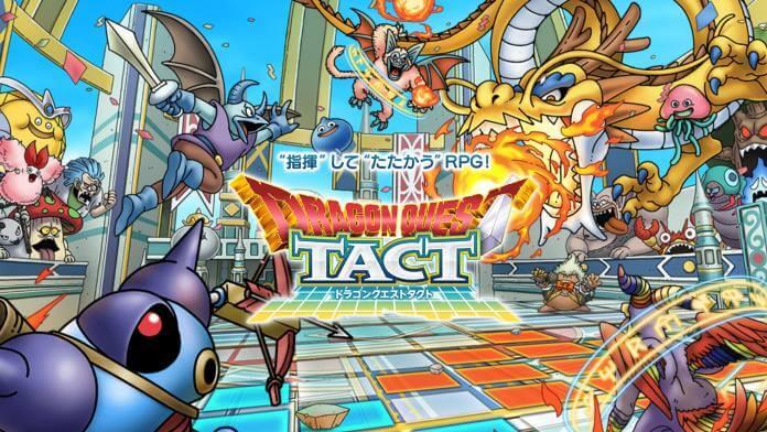 Markenzeichen für Dragon Quest Tact in Europa eingetragen