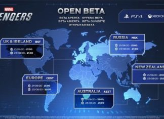 Marvel's Avengers: Ab sofort kostenlose offene Beta für alle Systeme