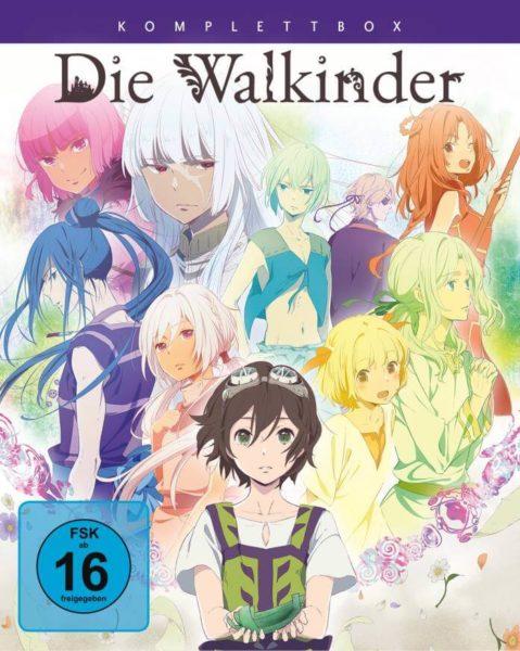 Die Walkinder: Komplettbox ab sofort erhältlich - Blu-ray Boxart