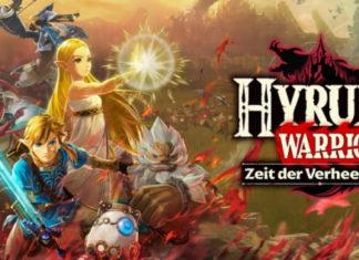 Hyrule Warriors: Zeit der Verheerung für Nintendo Switch angekündigt