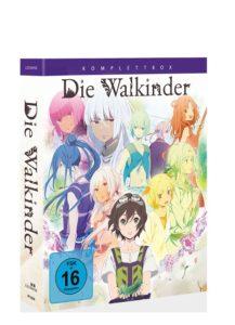 Review: Die Walkinder - Blu-ray Komplettbox - Box Art der Blu-Ray Edition