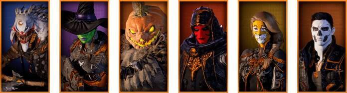 Fault: Shadowfest bringt Halloween ins Spiel - Halloween-Skin Rabatt