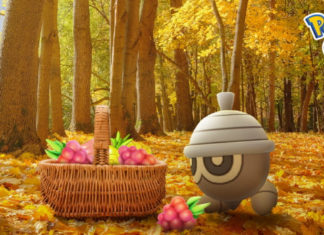 Pokémon GO: Das Herbst-Event