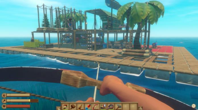 Review Raft für PC