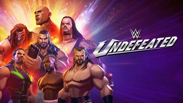 WWE Undefeated Cinematic Trailer veröffentlicht