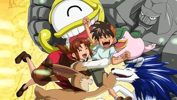 KSM Anime sichert sich Monster Rancher