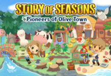 Story of Seasons: Pioneers of Olive Town Deluxe Edition angekündigt