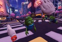 Traffic Jams: Entwicklervideo zeigt Verrücktes VR-Gameplay