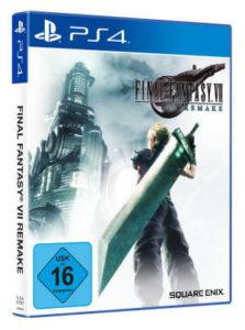 Unsere Geschenktipps zu Weihnachten 2020 - Geschenktipp Final Fantasy VII Remake