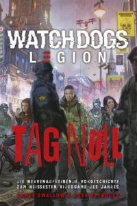 Unsere Geschenktipps zu Weihnachten 2020 - Geschenktipp Watch Dogs Legion: Tag Null