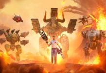 War Robots trifft auf Serious Sam 4