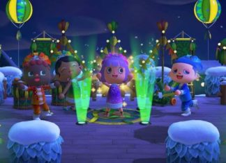 Animal Crossing: New Horizons Karneval-Update und neue Items